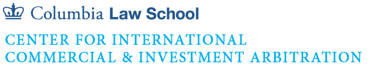 Center for International Commercial & Investment Arbitration logo